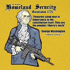 THE ORIGINAL HOMELAND SECURITY WASHINGTON