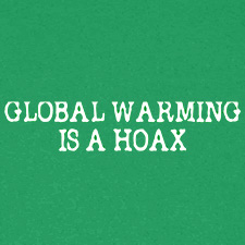 GLOBAL WARMING IS A HOAX