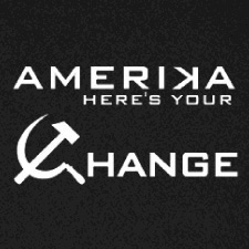 AMERIKA HERE'S YOUR CHANGE