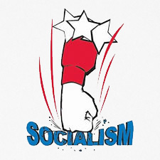 KNOCK OUT SOCIALISM